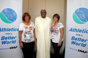Lamine Diack Photos Photo