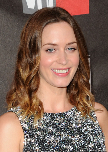 Actress Emily Blunt arrives at the 16th annual Critics' Choice Movie Awards at the Hollywood Palladium on January 14, 2011 in Los Angeles, California.