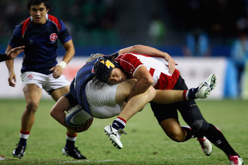 Keith Robertson 16th Asian Games - Day 11: Rugby