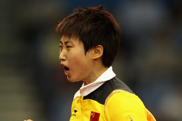 Guo Yue 16th Asian Games - Day 4: Table Tennis