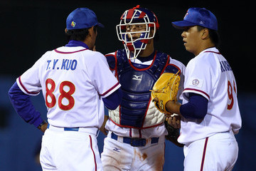 Kun Sheng Lin 16th Asian Games - Day 7: Baseball
