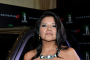 Actress Misty Upham arrives at the 17th annual Hollywood Film Awards at The Beverly Hilton Hotel on October 21, 2013 in Beverly Hills, California.