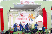 The Imagination Movers perform onstage at the 18th Annual LA Times Festival Of Books at USC on April 21, 2013 in Los Angeles, California.