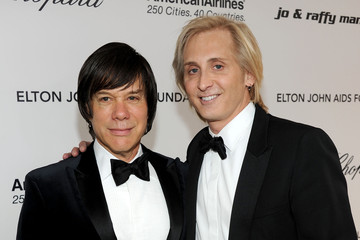 David Meister Alan Siegel 19th Annual Elton John AIDS Foundation Academy Awards Viewing Party - Red Carpet