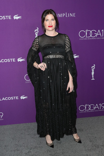 19th CDGA (Costume Designers Guild Awards) - Arrivals and Red Carpet
