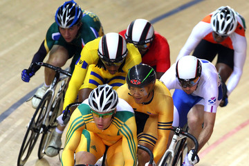 Chris Pritchard 19th Commonwealth Games - Day 3: Cycling