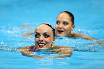 Marie Pier Boudreau Gagnon 19th Commonwealth Games - Day 3: Synchronised Swimming