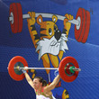Helen Jewell 19th Commonwealth Games - Day 3: Weightlifting