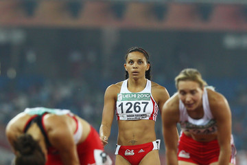 Jessica Zelinka 19th Commonwealth Games - Day 6: Athletics