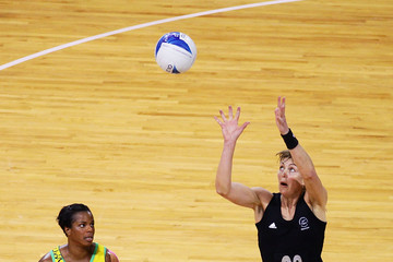 Althea Byfield 19th Commonwealth Games - Day 9: Netball
