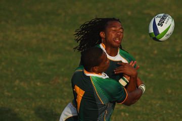 Renfred Dazel 19th Commonwealth Games - Day 9: Rugby 7's