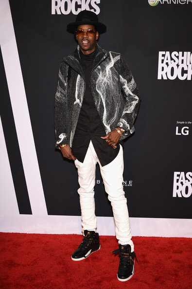 Three Lions Entertainment Presents Fashion Rocks 2014 - Arrivals