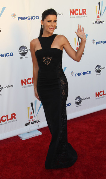 Singer Nelly Furtado arrives at the 2009 ALMA Awards held at Royce Hall on September 17, 2009 in Los Angeles, California.