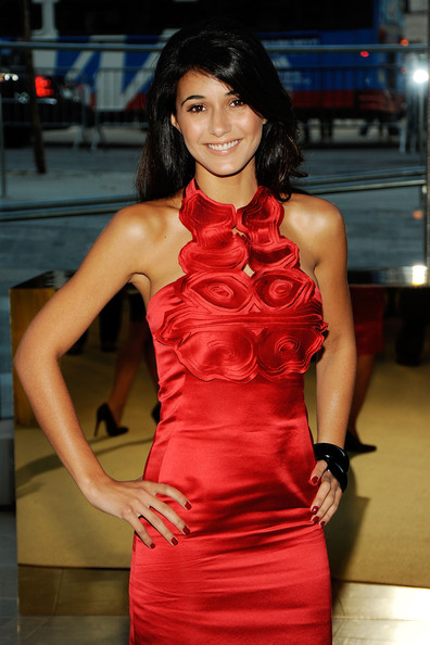 Emmanuelle+Chriqui in 2009 CFDA Fashion Awards - Inside