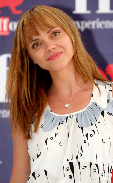 Christina+Ricci in 2009 Giffoni Film Festival - Day 11