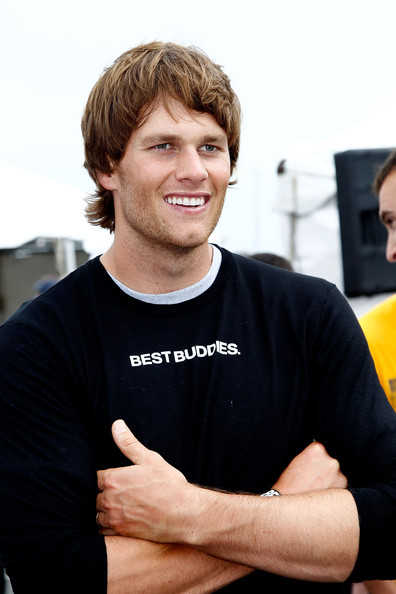 Tom Brady Tom Brady of the New England Patriots attends 2010 Audi Best