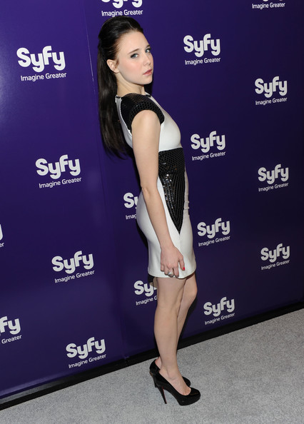 Alessandra Torresani Actress Alessandra Torresani attends the 2010 Syfy