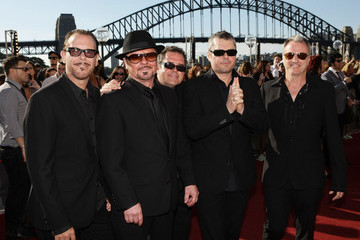 INXS 2010 ARIA Awards - Arrivals