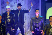 A.J. McLean Jordan Knight Photos Photo