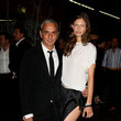 Alessandro Dell Acqua and Bianca Balti Photos