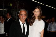 Alessandro Dell Acqua and Bianca Balti Photos Photo