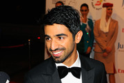 """Director Abdulla Al Kaabi attends """"The Philosopher"""" premiere during day six of the 7th Annual Dubai International Film Festival held at the Madinat Jumeriah Complex on December 17, 2010 in Dubai, United Arab Emirates."""