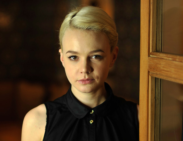 Actress Carey Mulligan during a portrait session at the 7th Annual Dubai International Film Festival held at the Madinat Jumeriah Complex on December 13, 2010 in Dubai, United Arab Emirates.