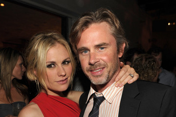 Anna Paquin Sam Trammell The 2010 Entertainment Weekly and Women In Film Pre-Emmy Party - Inside