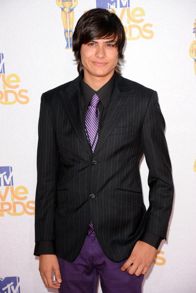 Kiowa Gordon arrives at the 2010 MTV Movie Awards held at the Gibson Amphitheatre at Universal Studios on June 6, 2010 in Universal City, California.