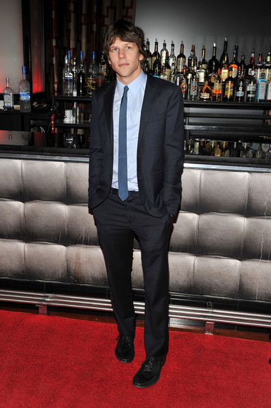 Actor Jesse Eisenberg attends the 2010 New York Film Critics Circle Awards at Crimson on January 10, 2011 in New York City.