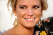 Singer Jessica Simpson attends the 2010 Operation Smile annual gala at Cipriani, Wall Street on May 6, 2010 in New York City.