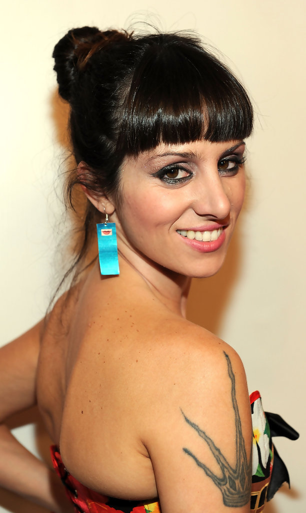 Mala Rodriguez in 2010 Person Of The Year Honoring Placido Domingo - Arrivals - Zimbio