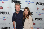 Aidan Quinn and Elizabeth Bracco Photos Photo