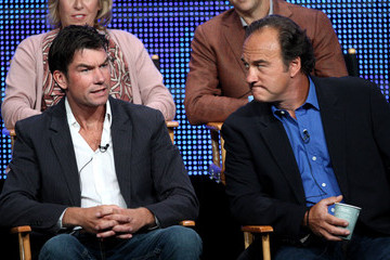 Jerry O'Connell Jim Belushi 2010 Summer TCA Tour - Day 1