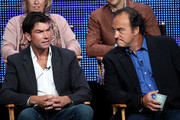 Jerry O'Connell and Jim Belushi Photos Photo