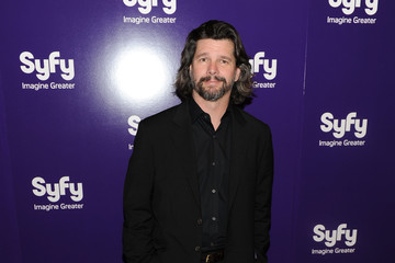 Ronald D. Moore 2010 Syfy Upfront Party