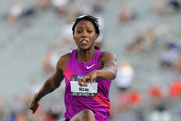 Erica McLain 2010 USA Outdoor Track & Field Championships