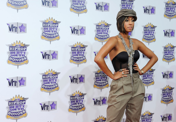Keri+Hilson in 2010 Vh1 Hip Hop Honors - Arrivals