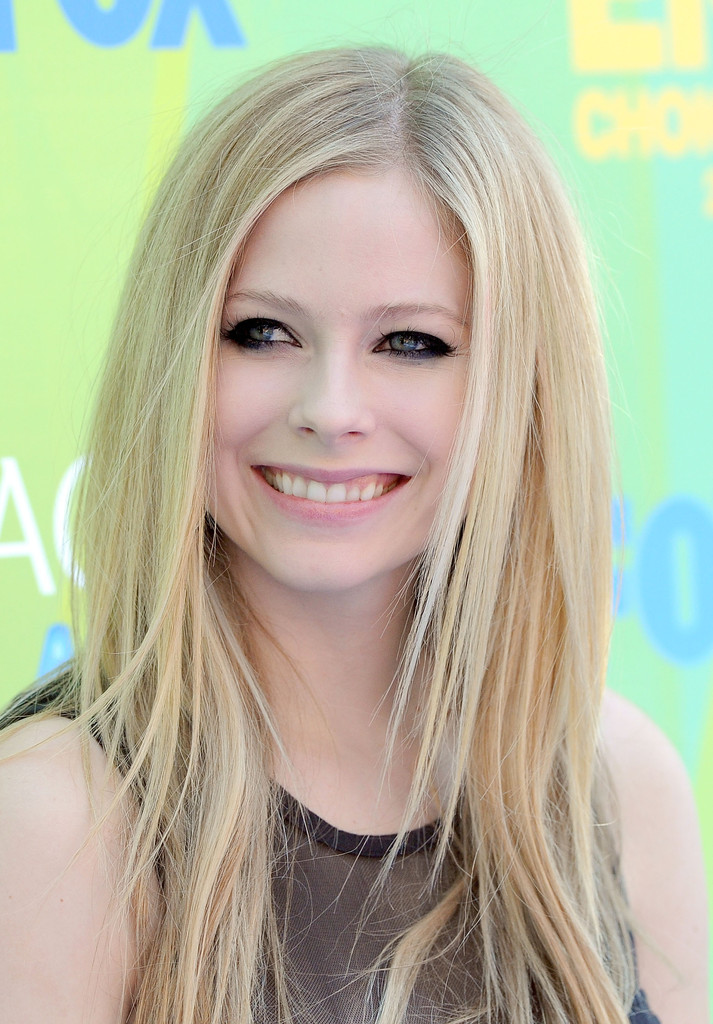 Can avril lavigne picture teen thanks for
