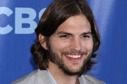 Actors Ashton Kutcher attends the 2011 CBS Upfront at The Tent at Lincoln Center on May 18, 2011 in New York City.
