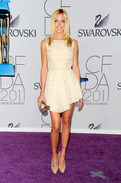 Actress Katie Cassidy attends the 2011 CFDA Fashion Awards at Alice Tully Hall, Lincoln Center on June 6, 2011 in New York City.