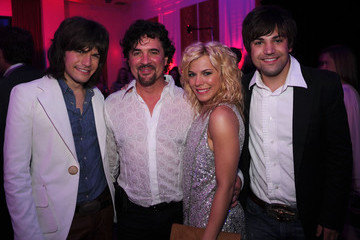 Scott Borchetta Kimberly Perry 2011 CMT Music Awards - After Party Sponsored By People Magazine