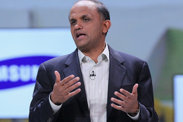 Shantanu Narayen 2011 Consumer Electronics Show Showcases Latest Technology Innovations