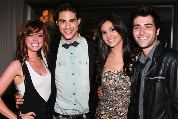 who is camila banus dating Days of our lives' billy flynn, marci miller and camila banus dish their wild triangle.
