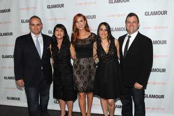Jana Banin 2011 Glamour Reel Moments Premiere Presented By Clarisonic