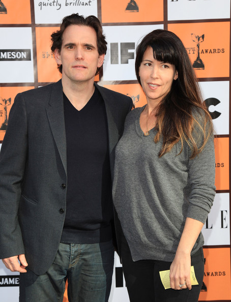 Actor Matt Dillon and director Patty Jenkins arrive at the 2011 Independent Spirit Awards Filmmaker Grant and Nominee Brunch at BOA Steakhouse on January 15, 2011 in Los Angeles, California.