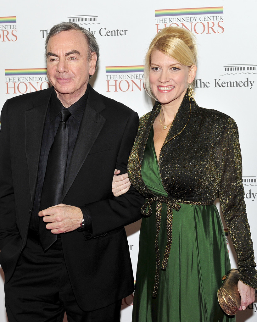 Neil Diamond New Young Wife: Katie McNeil (Pictures