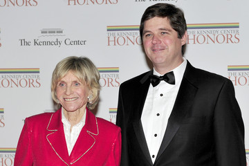 William Kennedy Smith 2011 Kennedy Center Honors Gala Dinner