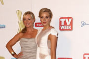 Jessica Marais Rebecca Gibney Photos Photo
