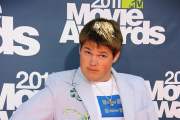 Jareb Dauplaise 2011 MTV Movie Awards - Arrivals